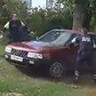 Лихая погоня со стрельбой в Минске (ВИДЕО)