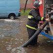 В Могилеве из-за сильного ливня затопило более 50 домов и 110 гаражей