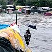 Низинным районам Нью-Дели угрожает затопление