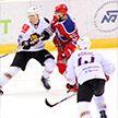 «Юность» разгромила «Могилев» в чемпионате Беларуси по хоккею