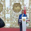 Сотрудники «Беларуськалия» побывали на экскурсии во Дворце Независимости