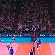 ЧЕ по волейболу среди мужских команд в Париже: победила сборная Сербии