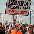 Протесты против карантинных мер продолжаются в Европе