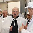Лукашенко совершил рабочую поездку в Смолевичский район: о развитии агросектора, гречневой крупе и ферме «Серволюкса»