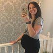 Женщина похудела на 45 кг, чтобы родить ребенка. Посмотрите на ее фото до и после! Это поразительно!