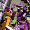 В Барановичах студент-иностранец прокрался в магазин по вентиляции, опрокинув стеллаж с кормом для животных