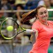 Александра Саснович выбыла в полуфинале турнира BELGLOBALSTART CUP