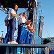 На главной фан-зоне II Европейских игр чествовали победителей и призёров мультиспортивного форума