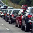 Серьёзная авария на внутреннем кольце МКАД: транспорт движется по одной полосе