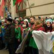 В «Звёздный поход» в честь 75-летия освобождения Беларуси от немецко-фашистских захватчиков отправились студенты и преподаватели из семи стран