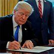 Трамп подписал указ о временной остановке иммиграции в США