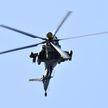 Боевой вертолет Ми-28 разбился на Кубани