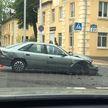ДТП на пересечении улиц Киселёва и Куйбышева: движение по Куйбышева парализовано