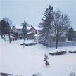 Снежный шторм обрушился на Канаду