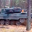 Литва на границе с Беларусью проводит крупные совместные учения с НАТО