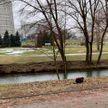 Сумку с человеческими останками достали из Свислочи в Минске