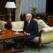 Александр Лукашенко провел встречу с министром обороны России Сергеем Шойгу