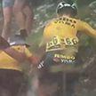 Во Франции велогонщики пострадали от мощного града