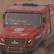 «МАЗ-СПОРТавто» под управлением Алексея Вишневского занял 3 место на 11-м этапе ралли «Дакар»
