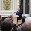 Лукашенко: Пописывают, что Президент кому-то не доверяет. Не доверяю я только предателям