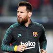 СМИ: Месси прервал переговоры по контракту с «Барселоной» и намерен покинуть клуб