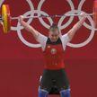 Дарья Наумова заняла 5-е место на турнире по тяжелой атлетике
