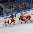 Минское «Динамо» в чемпионате КХЛ потерпело поражение от «Витязя»