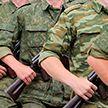 Призывники в Беларуси впервые будут принимать присягу без родных и близких