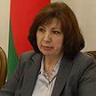 Наталья Кочанова посетила Гродно с рабочей поездкой