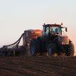 Аномально теплая зима и ранняя весна повлияли на планы аграриев. В южных областях почти 70% площадей засеяны
