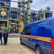 Пожар на «Нафтане»: следователи устанавливают причины произошедшего и сумму ущерба