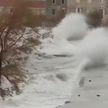 Мощные снегопады и ливни обрушились на Италию и Хорватию