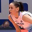 Волейболистки «Минчанки» проиграли краснодарскому «Динамо» в групповом этапе Кубка России