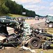 Страшное ДТП под Минском на трассе М3: в больнице умерла ещё одна пассажирка Skoda