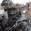 Разбившийся в Карачи самолет мог повредить двигатели во время первой попытки приземления