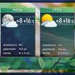 Прогноз погоды на выходные: тепло и дожди