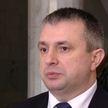 Нового министра сельского хозяйства и продовольствия Ивана Крупко представили коллективу