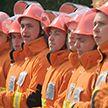 День пожарной службы отмечают сотрудники МЧС 24 июля