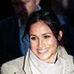 Меган Маркл впервые прилетела в Великобританию после ухода из королевской семьи