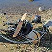 Парапланерист погиб, упав в озеро под Гродно
