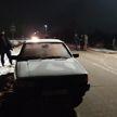 В Зельве легковушка переехала лежащего на дороге мужчину