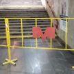 Выход со станции метро «Площадь Победы» закроют на две недели