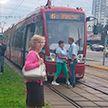11-летняя девочка попала под трамвай в Минске