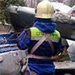 Жёсткую посадку в лесу под Архангельском совершил самолёт АН-2