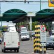 Украина решила открыть пункты пропуска на границе с Беларусью и Россией