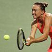 Теннис: Александра Саснович проиграла в четвертьфинале «Кубка Кремля»