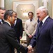 Александр Лукашенко встретился с одним из самых успешных и влиятельных бизнесменов арабского мира – Мухаммедом Али Аль-Аббаром