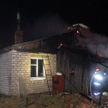 Пожилая пара погибла на пожаре в Могилевском районе