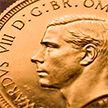 Монету отрекшегося от престола короля Великобритании продали за рекордный 1 млн фунтов стерлингов