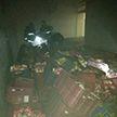 Пожар на Брестском мясокомбинате: эвакуировано 42 человека